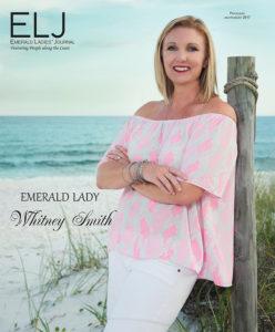 July – August 2017 Emerald Ladies Journal